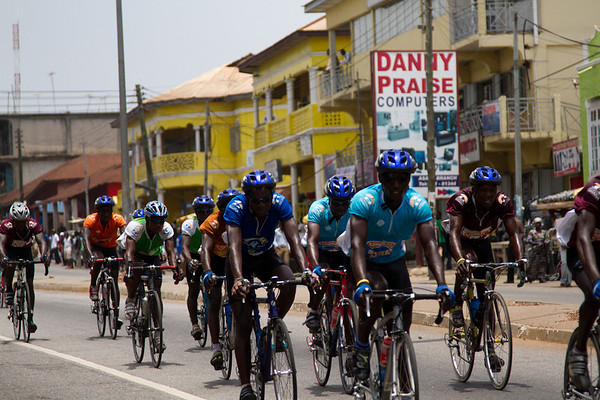Ghana Cycling