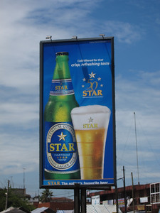 the other major Ghana beer