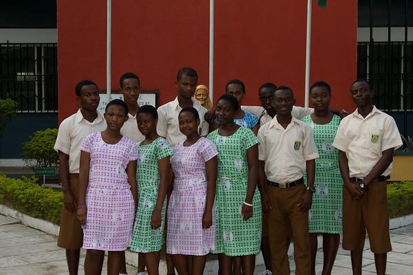 Kumasi student activities