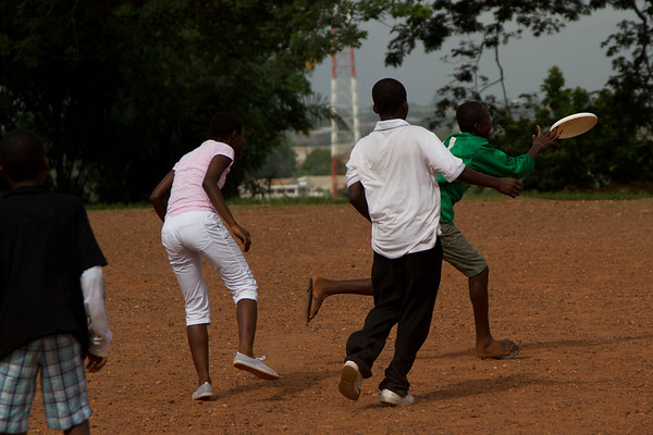 Ultimate in Ghana