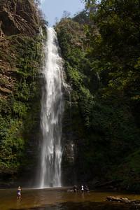 lower Wli Waterfall