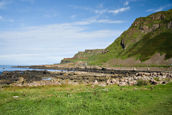 Giants Causeway and Bushmills