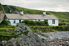 An Irish country cottage on the Antrim coast