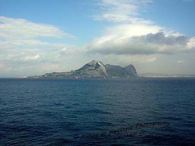 En-route to Gibraltar