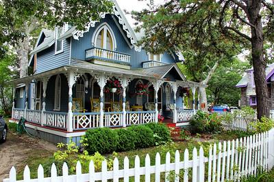 Victorian Homes-Martha's Vineyard