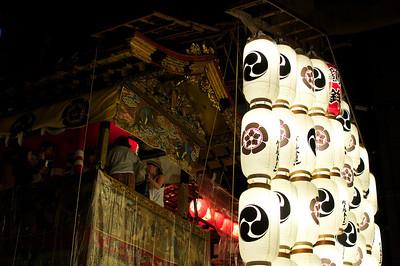 Gion Matsuri in Kyoto Japan