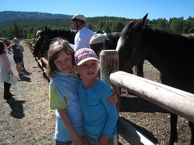 Jordan's Girl Scouts Camp 2010