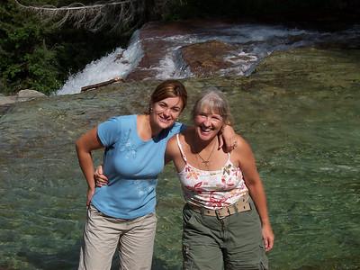Glacier - Virginia Falls