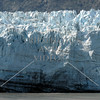 Glaciers at Glacier bay in Alaska.