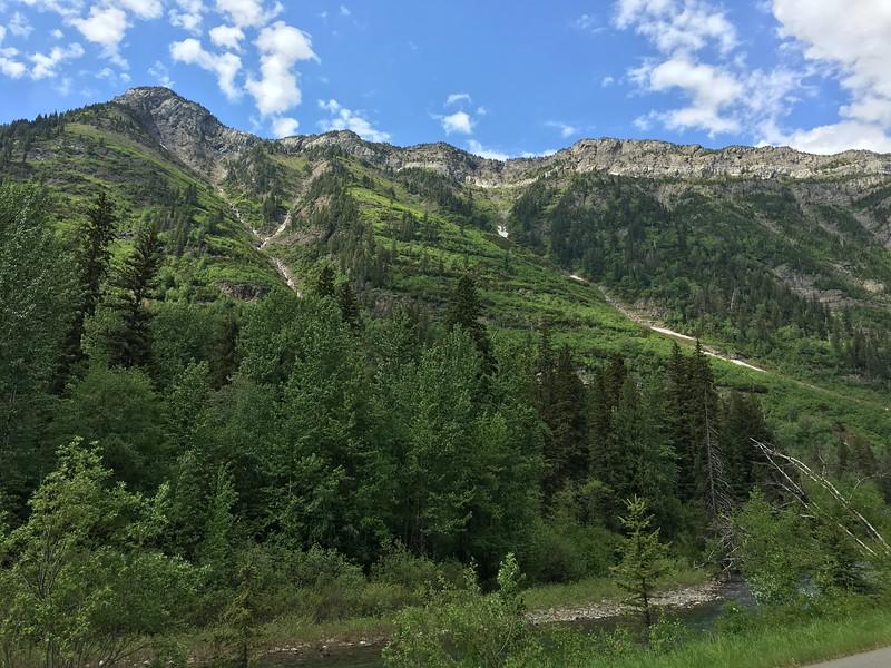 Mountain views from GTTSR
