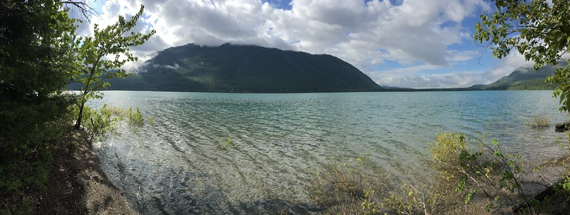 Lake McDonald from Apgar