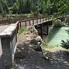 Belton bridge into Glacier