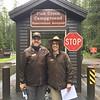 Opening day at Fish Creek