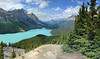 Payto Lake - Icefields Parkway - Banff National Park