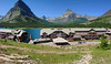 Many Glacier Lodge - Glacier National Park