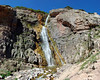 Apikuni Falls - Many Glacier Area - Glacier National Park
