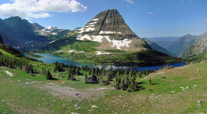 Hidden Lake - Logan's Pass - Glacier National Park