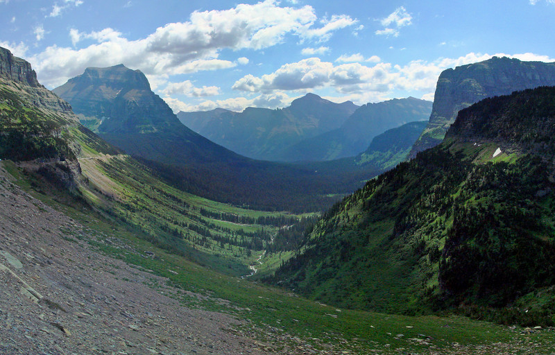 Going-to-the-Sun-Hwy - Glacier National Park