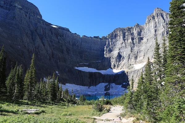 Iceberg Lake Hike 9/13/12