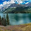 St Mary's Lake - Glacier National Park
