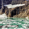 Grinnell Glacier Lake - Grinnell Glacier Trail in Glacier National Park