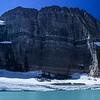 Grinnell Glacier Lake Area - Grinnell Glacier Trail in Glacier National Park