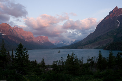 Sunrise at Wild Goose Island-41