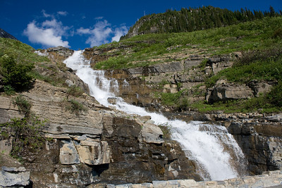 waterfall along GTTS-2