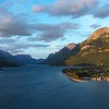 Sunrise,  Waterton Village