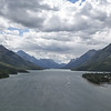 Upper Waterton Lake, view from Prince of Wales Hotel