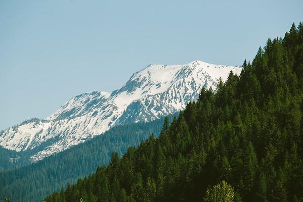 Glacier National Park//2016