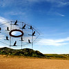 "North Dakota - The Enchanted Highway - <a href=""http://www.enchantedhighway.net/"">http://www.enchantedhighway.net/</a><br /> Geese in flight."