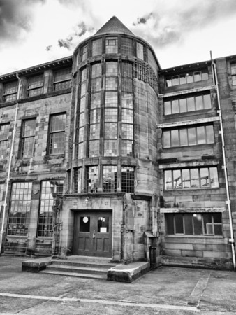 Scotland Road School - another Mackintosh building