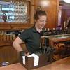 My favorite barkeep in Glasgow