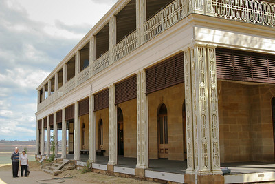 Glengallen House, via Toowoomba. Photos by Des Thureson.