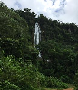 San Luis Falls Fila Costera--Tinamaste May 8, 2021