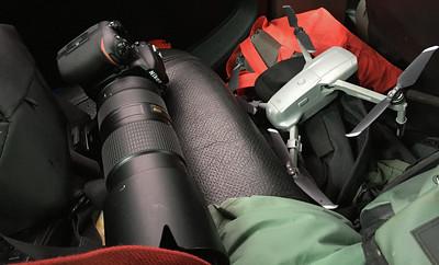 Noel's photo gear