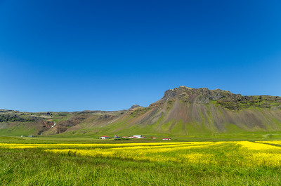 Snaefellsjokull Peninsula, Iceland