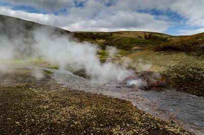 Laugavegurinn Hike, Iceland
