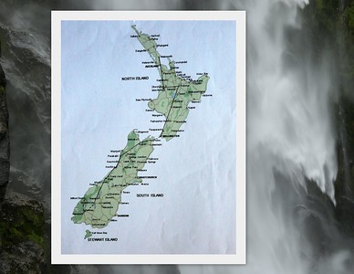 South Island & North Island, New Zealand