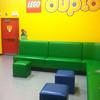Legoland Duplo Sitting Area