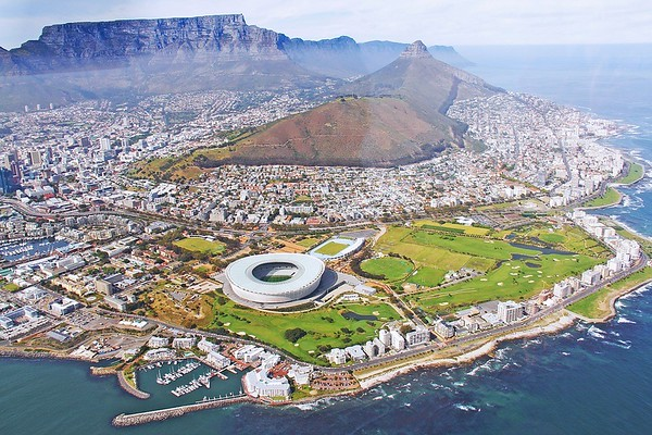 Biggest Cities in South Africa for the First Time Visitor