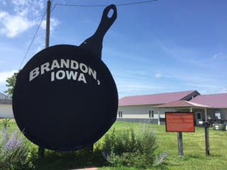 World's Largest Frying Pan