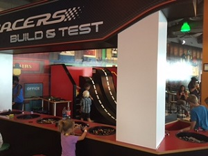 Legoland Racers Build and Test