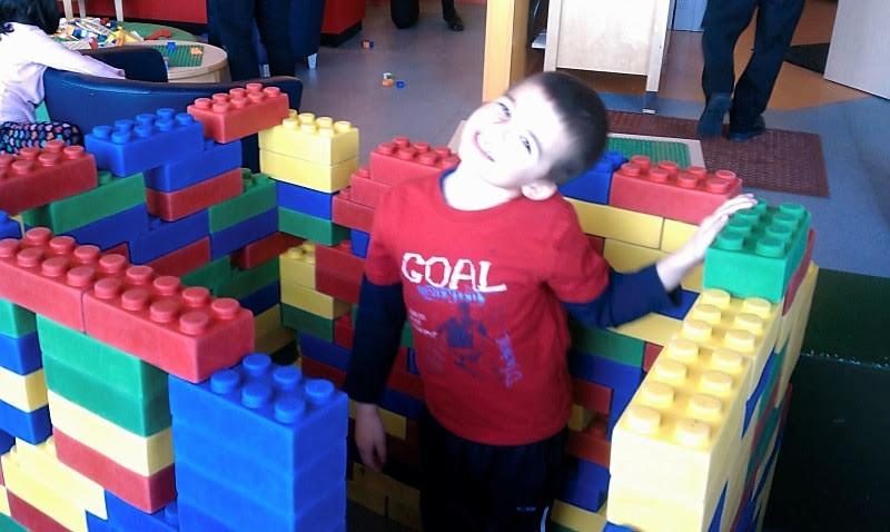 Legoland Big Bricks Discovery Center