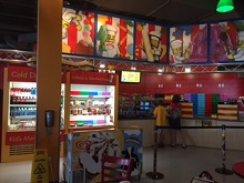 Legoland Chicago cafe