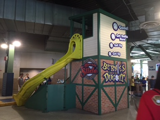 Activities for kids at Miller Park