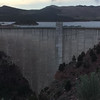 Flaming Gorge Dam and Suspension bridge