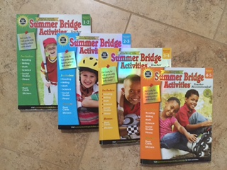 Summer Bridge Activities Workbooks