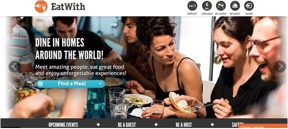 EatWith Top Eco App